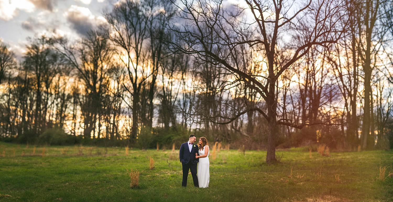 HollyHedge Wedding Couple