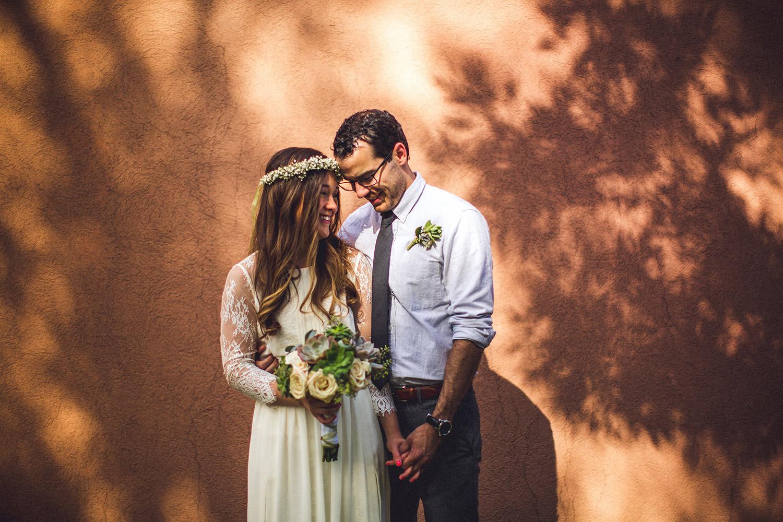 Red Rock Chapel Wedding Bride Groom