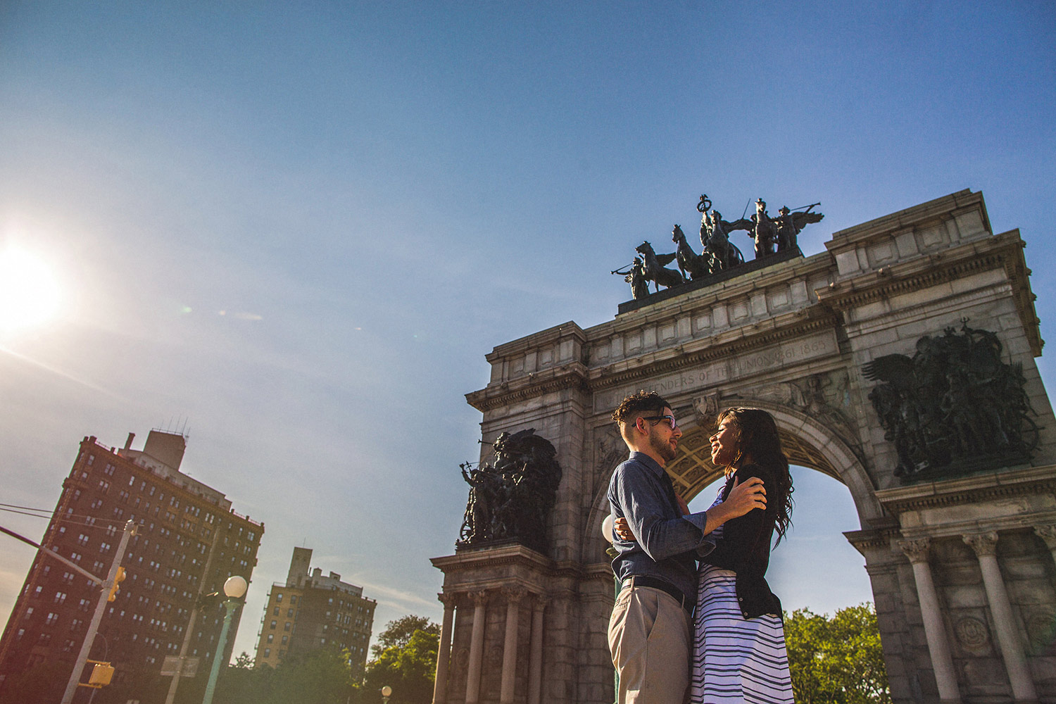 1 Grand Army Plaza Engagement Session .JPG