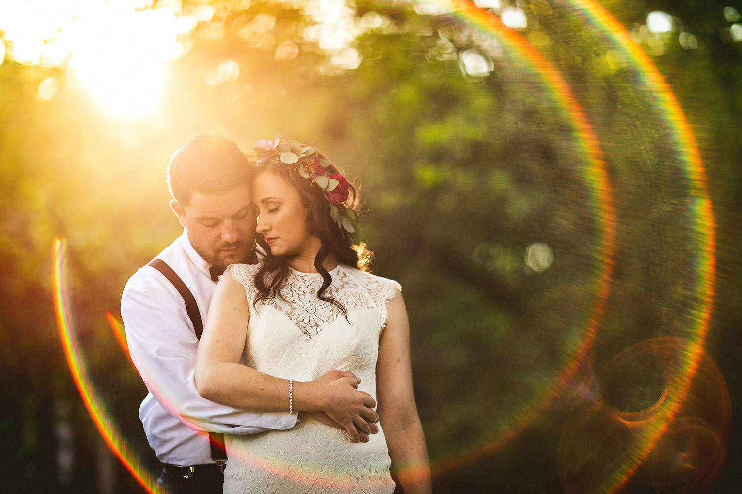 Philadelphia Wedding Photographers Flare