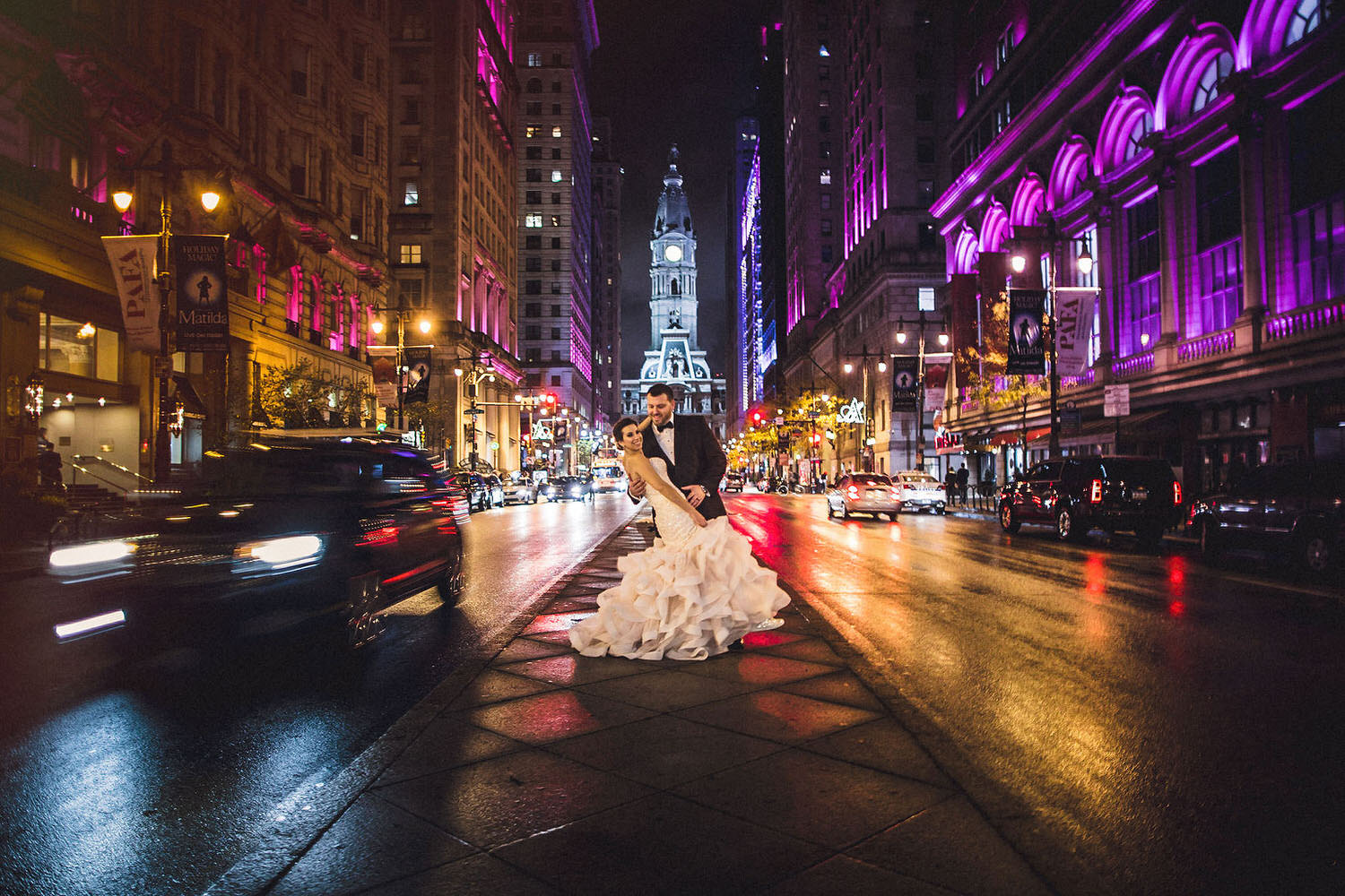 Philadelphia Courthouse Wedding