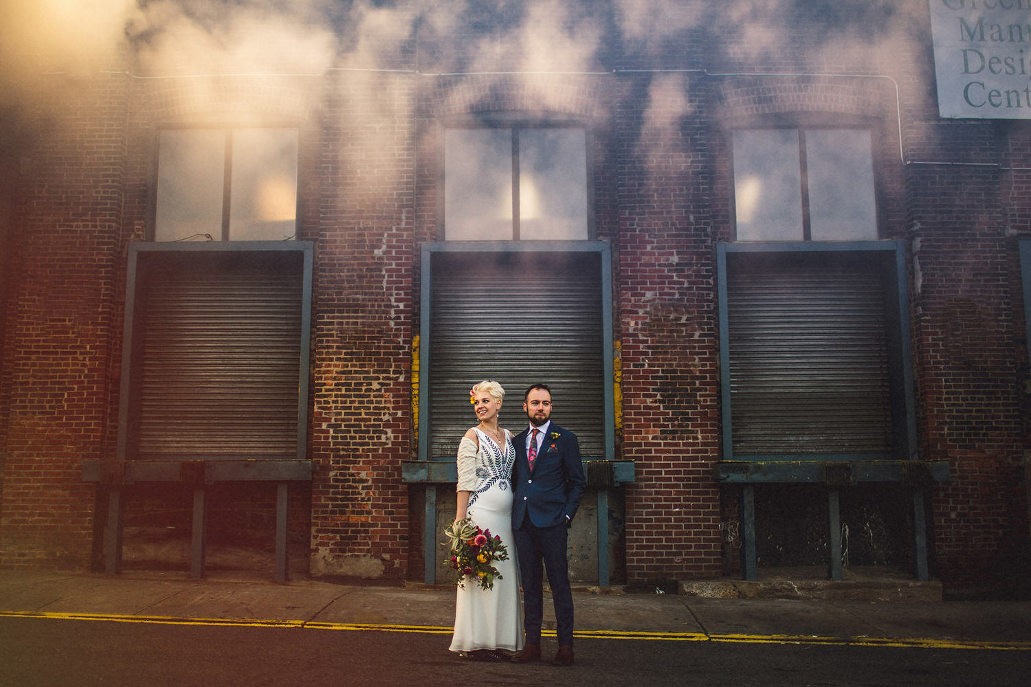 artistic wedding portraits Philadelphia