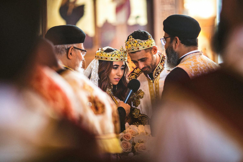 New Jersey Egyptian Orthodox Wedding