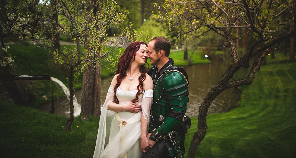 Game of Thrones Themed wedding Colorado