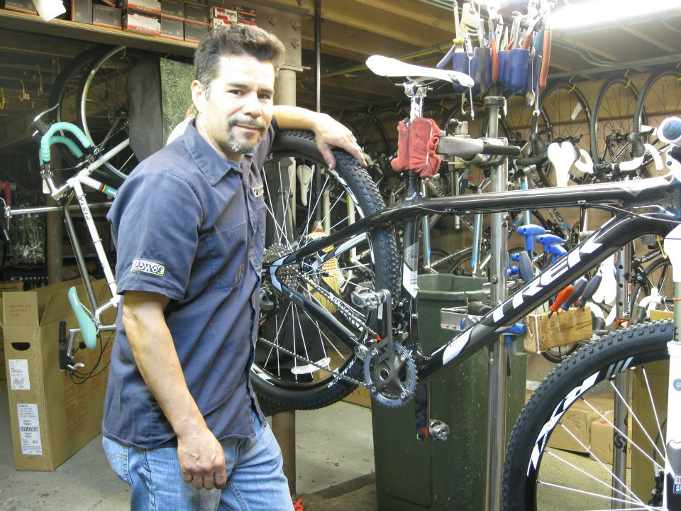 SuperFly Pro, Jose's bike...one of many