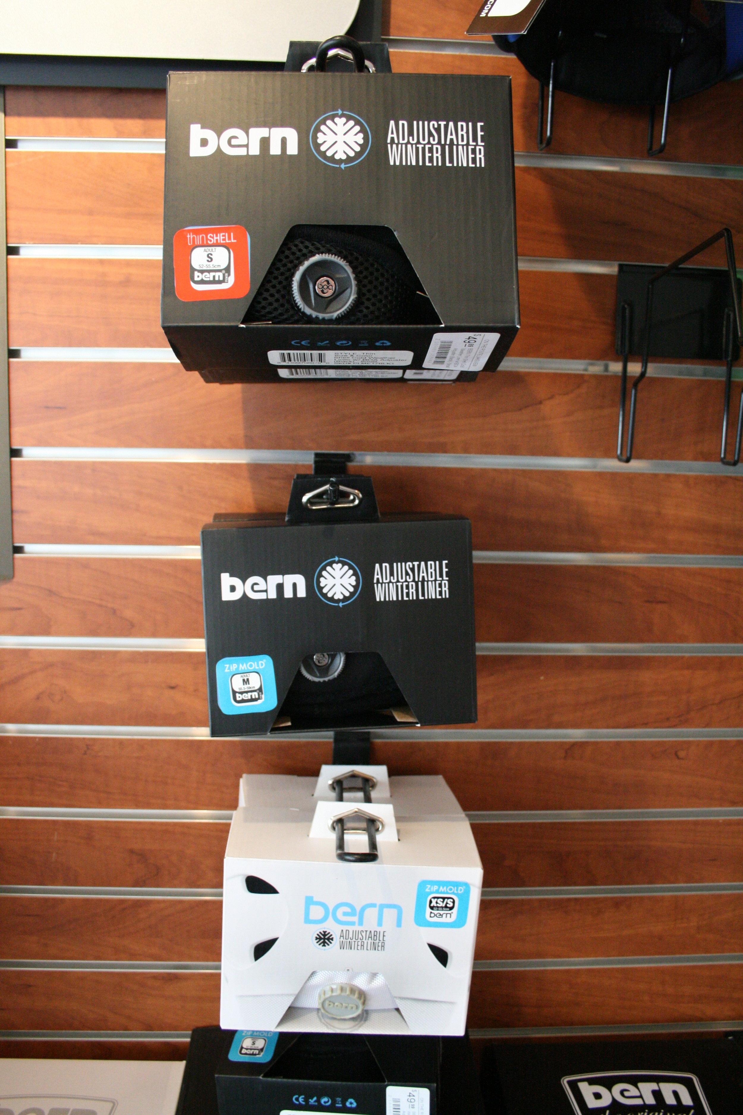 Bern Adjustable Winter Liners - $49.99