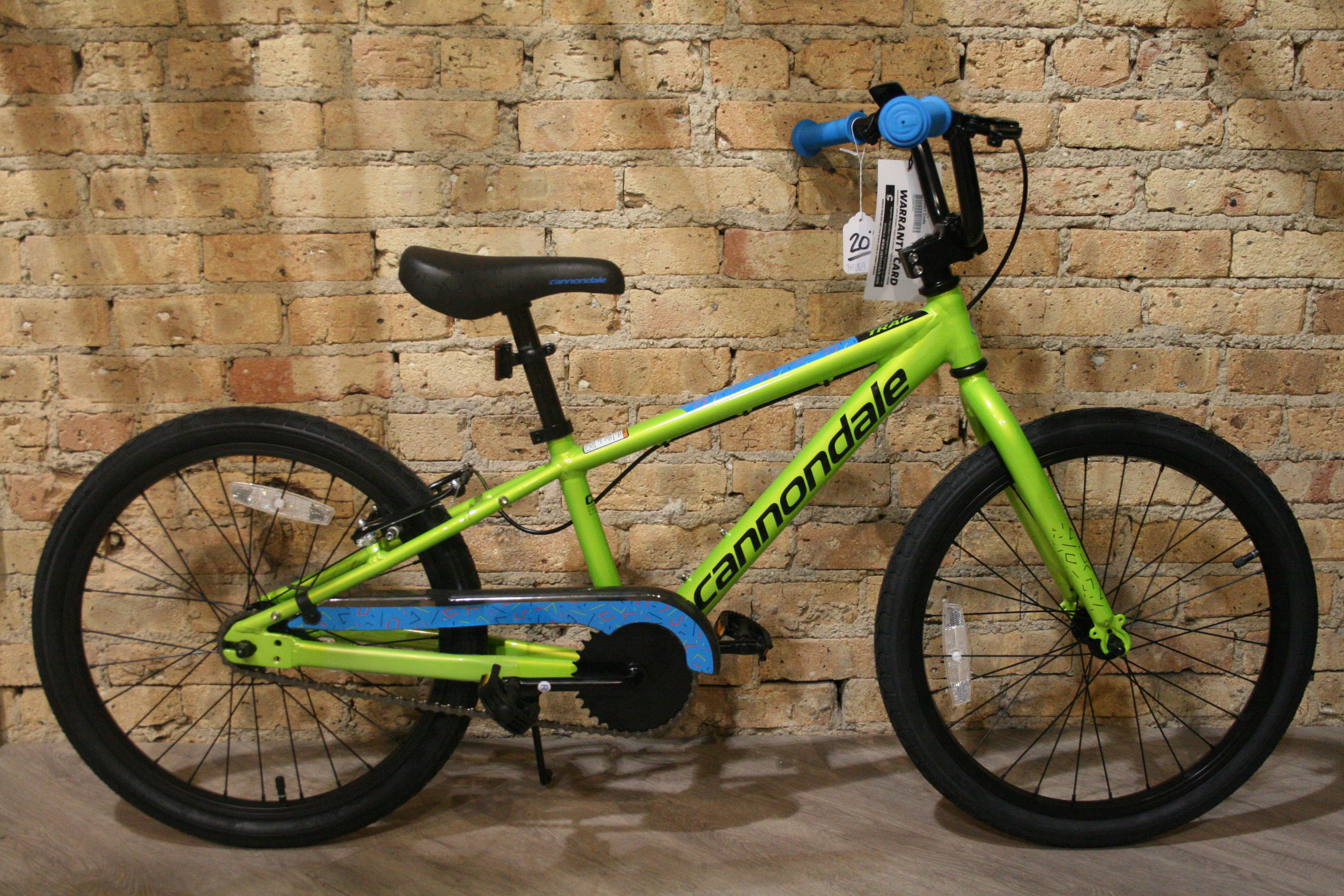 """CANNONDALE Trail Single Speed 20"""" - $279.99"""