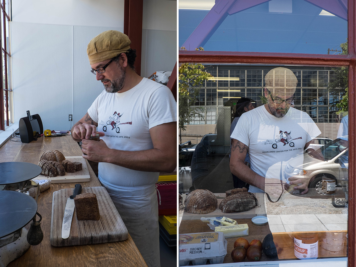 Eduardo from Morell's Bread.