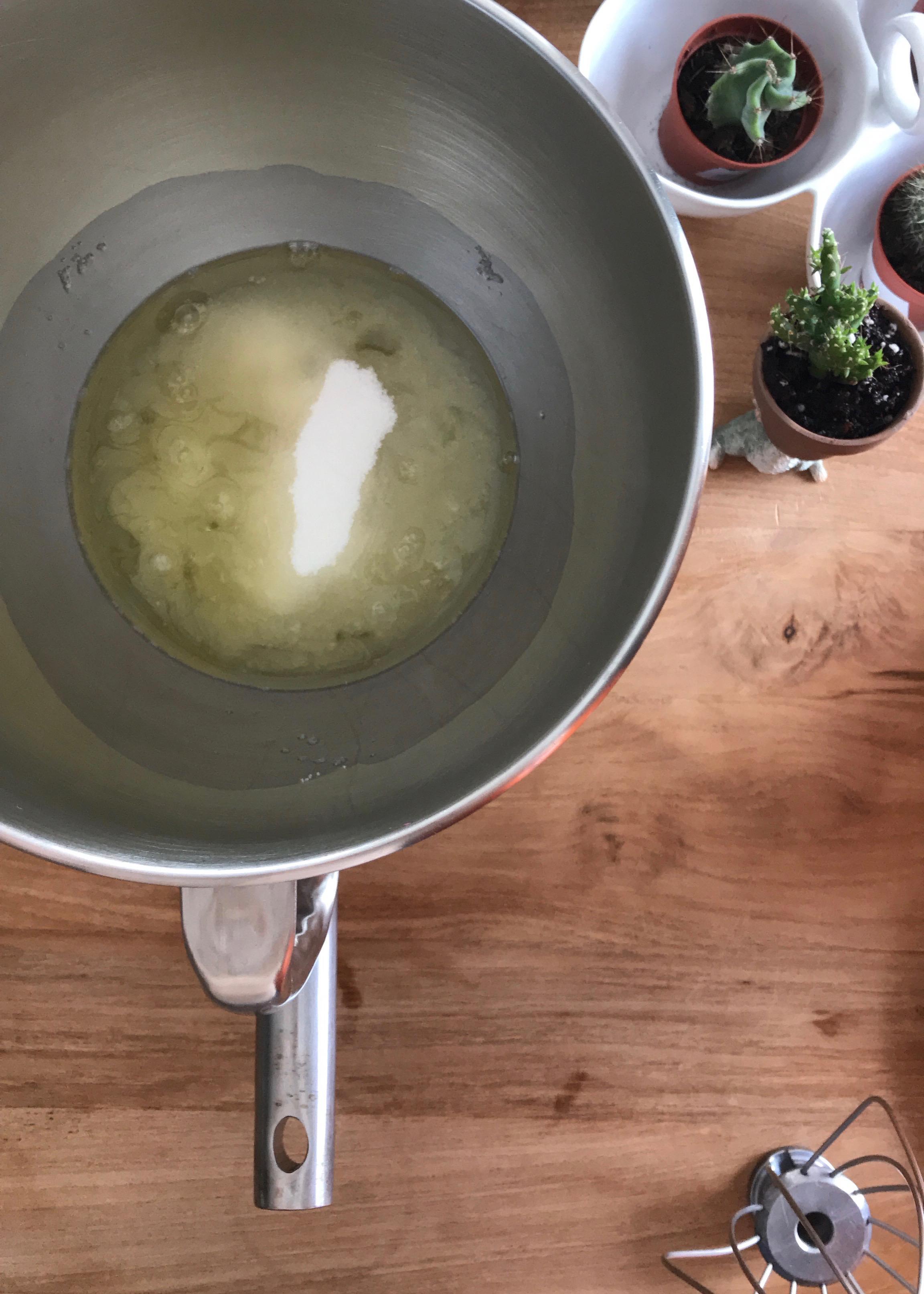 Yumurta Akı & Toz Şeker