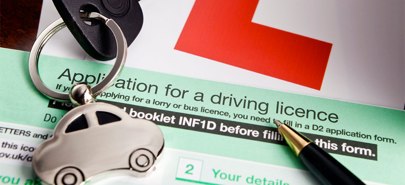 Applying for your provisional license