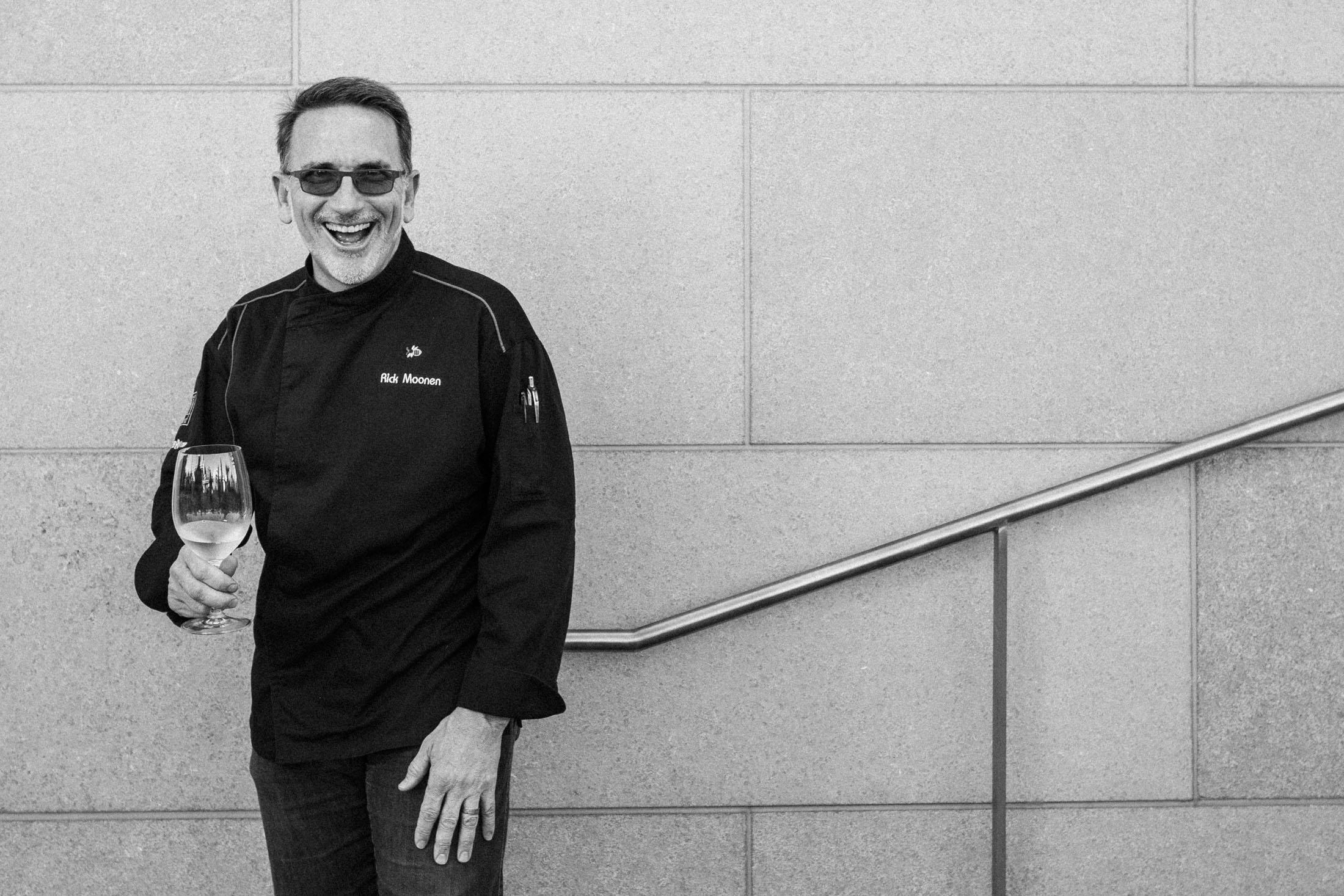 10. Chef Rick Moonen /RM Seafood /Las Vegas, Nevada