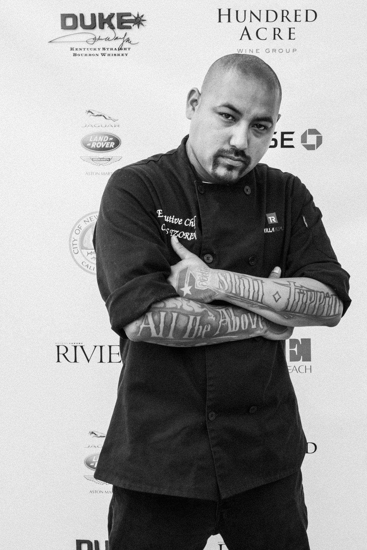 6. Chef Chris Tzorin/ Tortilla Republic / Laguna Beach, California
