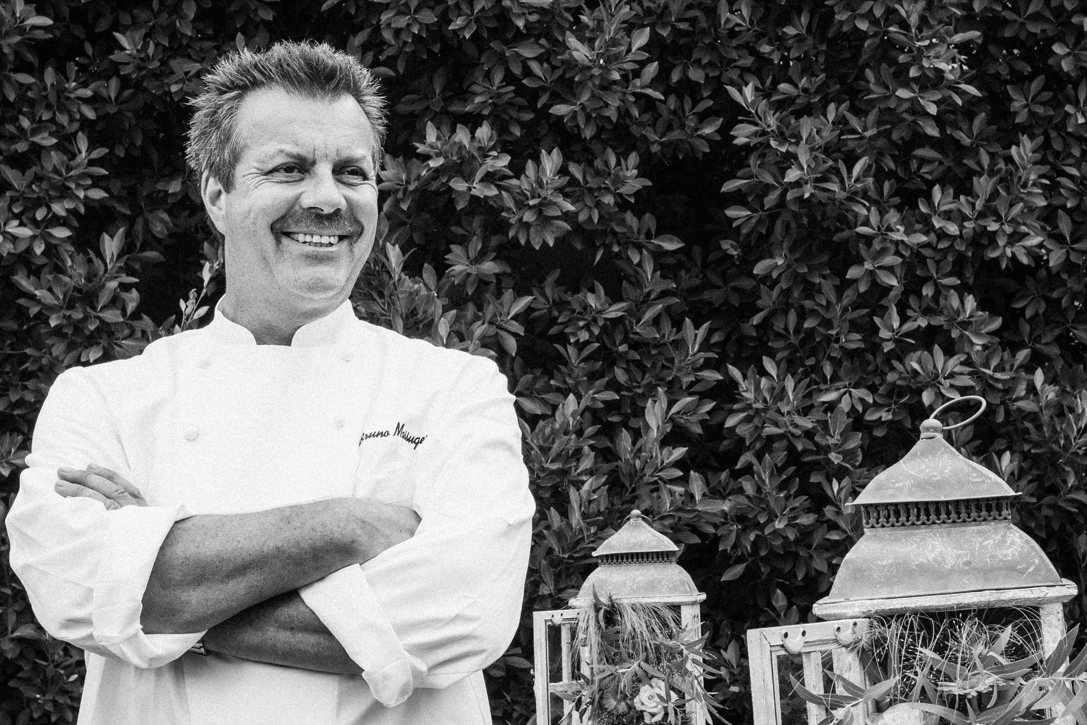 5. Chef Bruno Massuger / Back Bay Bistro / Newport Beach, California