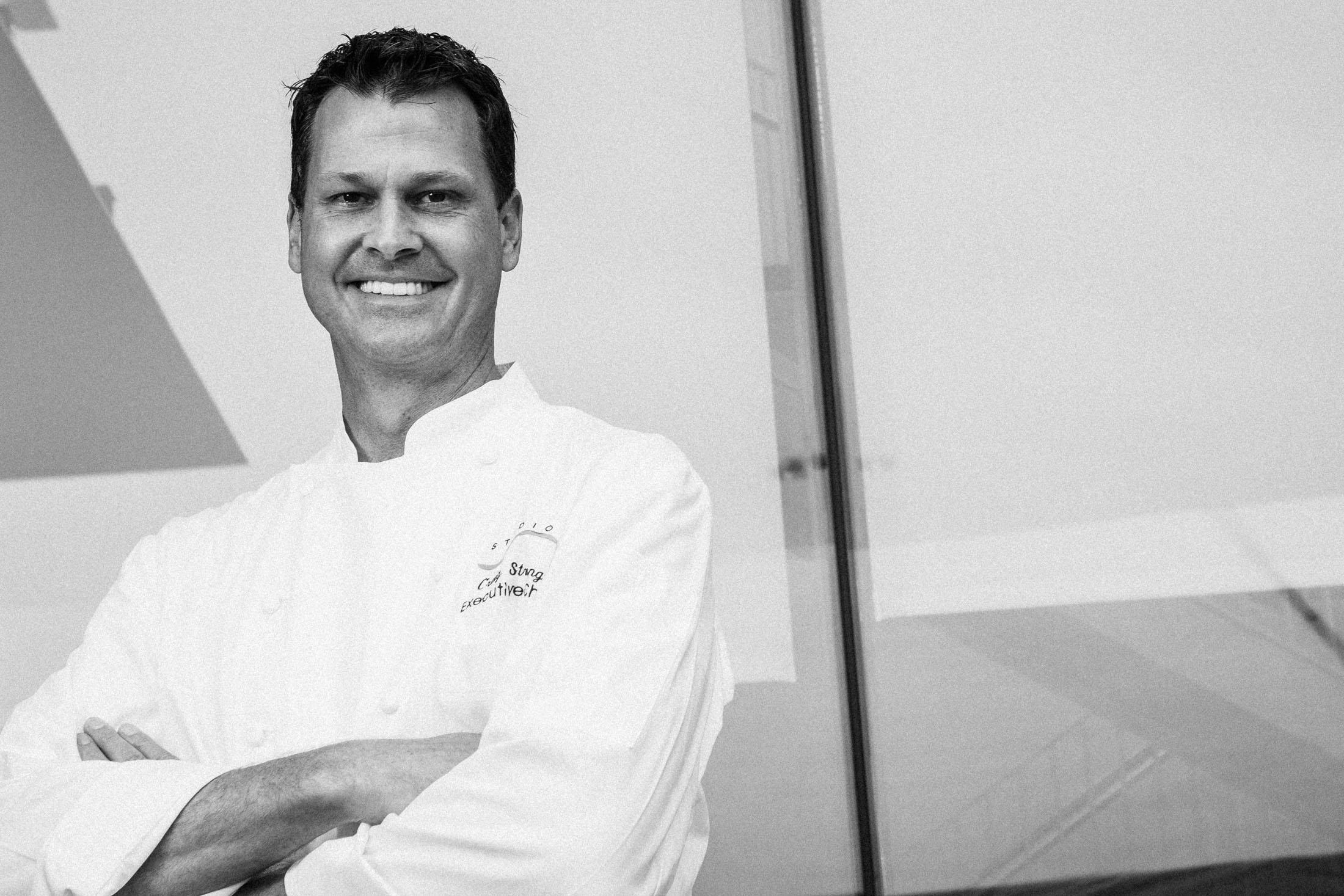 1. Chef Craig Strong / Studio @ Montage / Laguna Beach, California