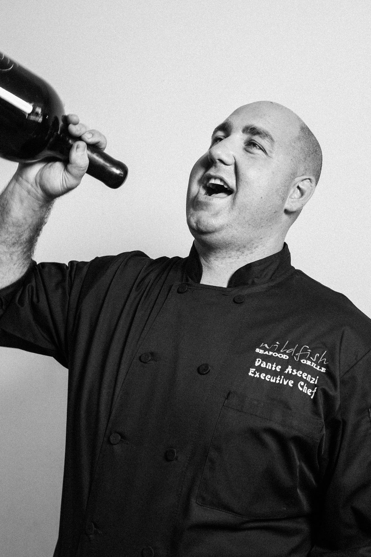 16. Chef Dante Ascenzi / Wildfish Seafood Grille / Newport Beach, California