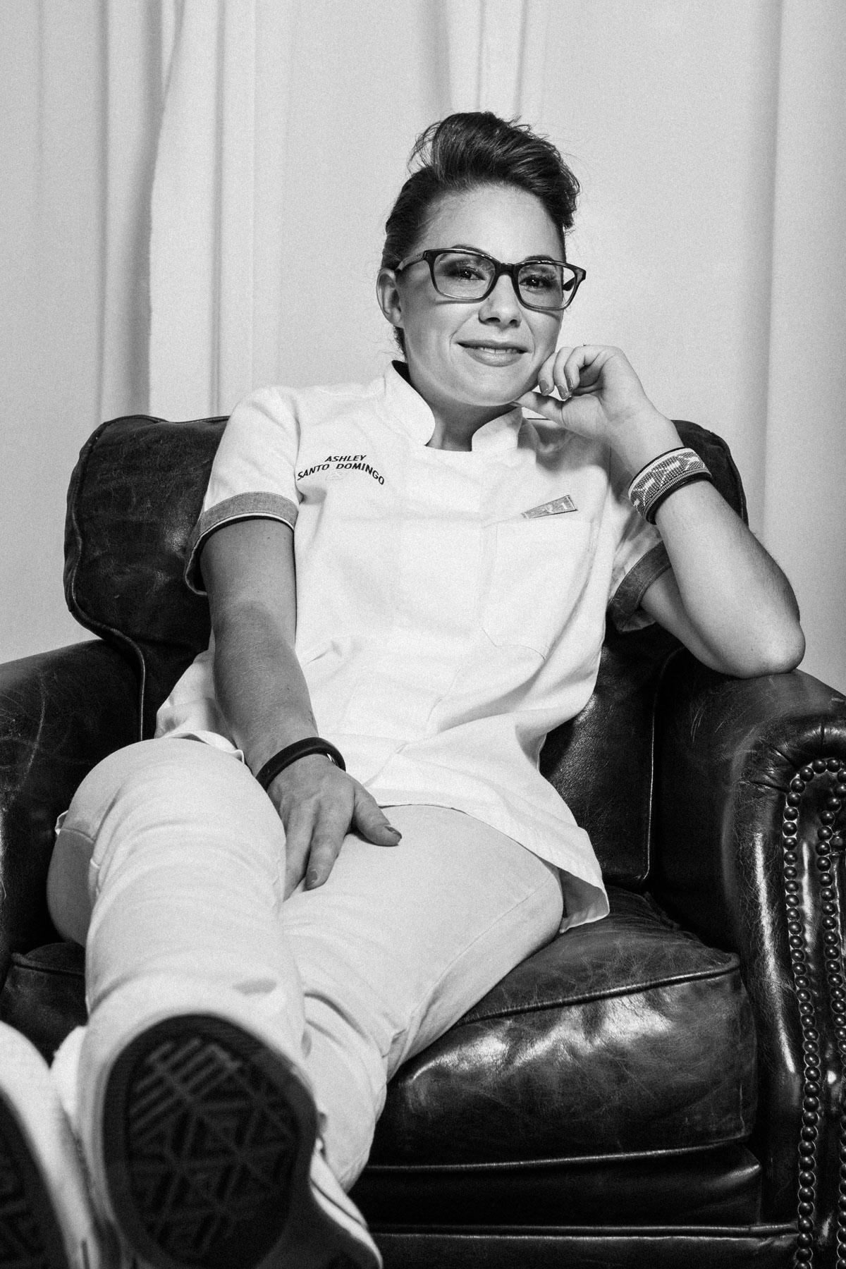 17. Chef Ashley Santo Domingo / 24 Carrots Catering & Events / Irvine, California