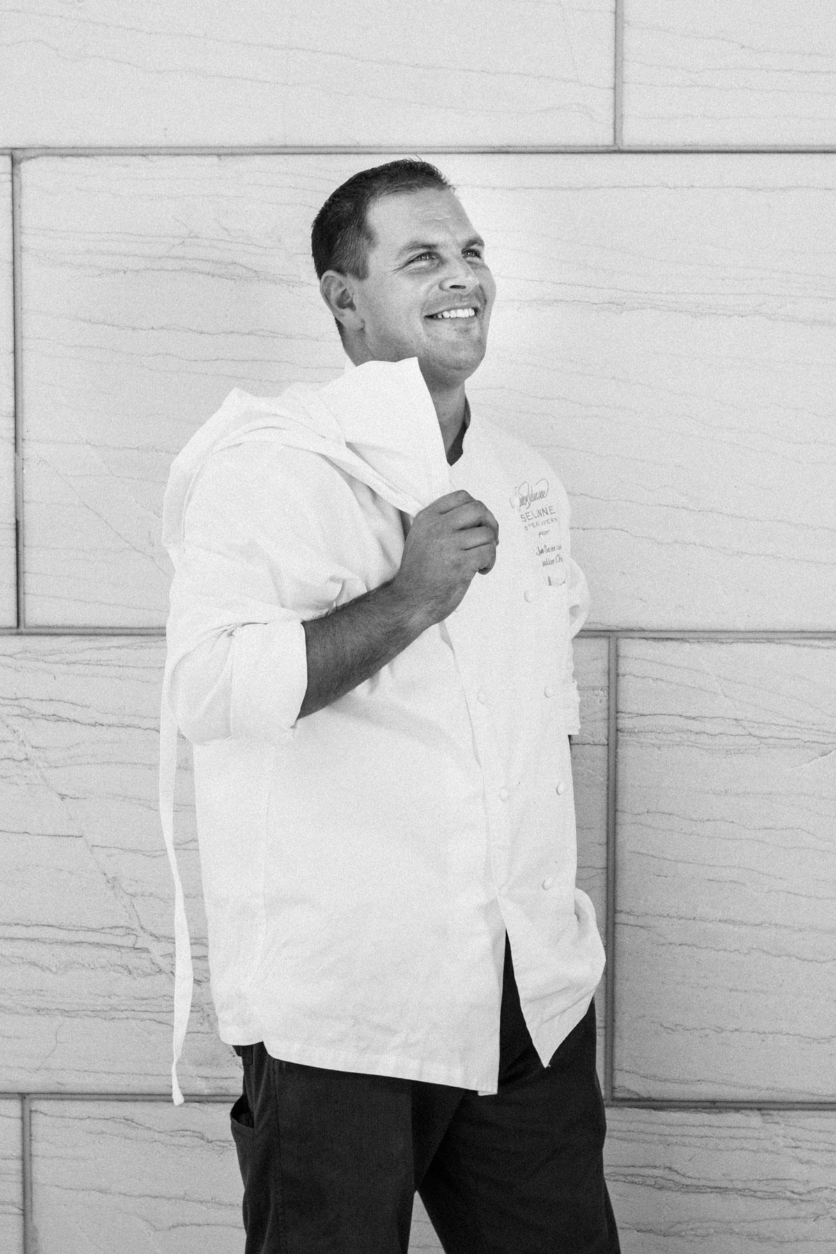18. Chef Joshua Severson / Selanne Steak Tavern / Laguna Beach, California