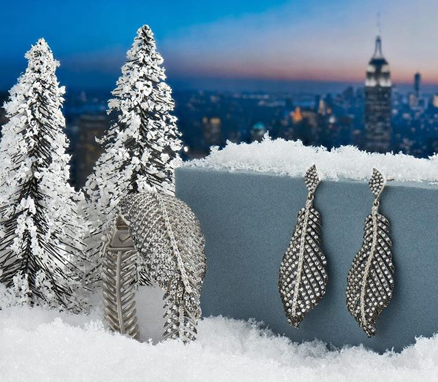 Let it snow! @freidarothman #holiday editorial. @nikonusa @elinchrom_ltd #nikon #elinchrom #photoshoot #photography #snow #editorial #holidays #newyork #ny #nyc #jewelry #beautiful #pretty #stunning #photooftheday #bestoftheday #ootd #winter #city #blue #skyline
