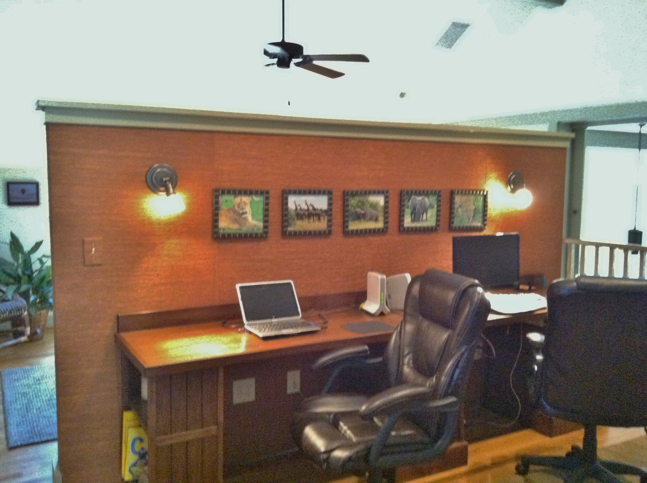 Office in Master