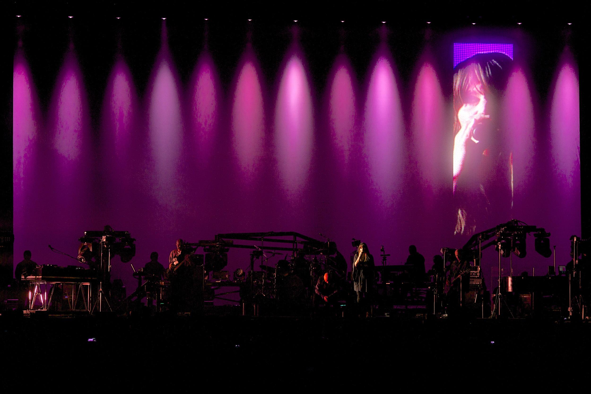 Peter Gabriel, Auburn Hills, 2012