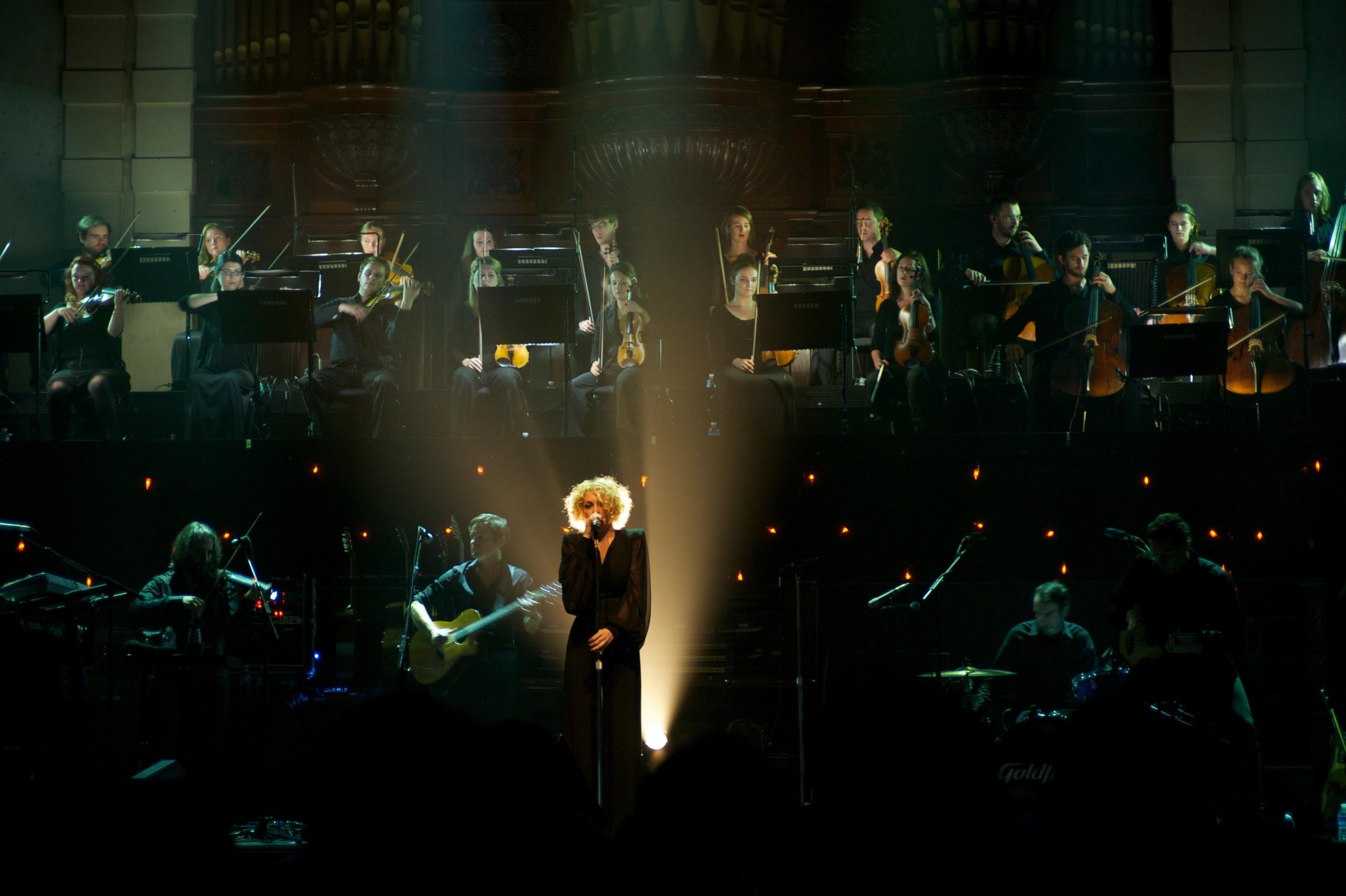 Goldfrapp, Manchester International Festival, 2013