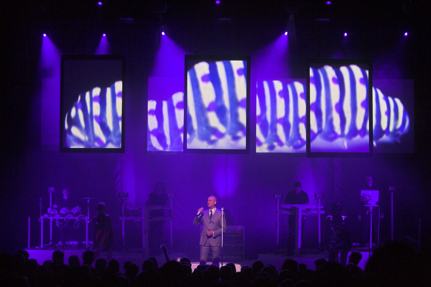 The Human League, Gateshead, 2007