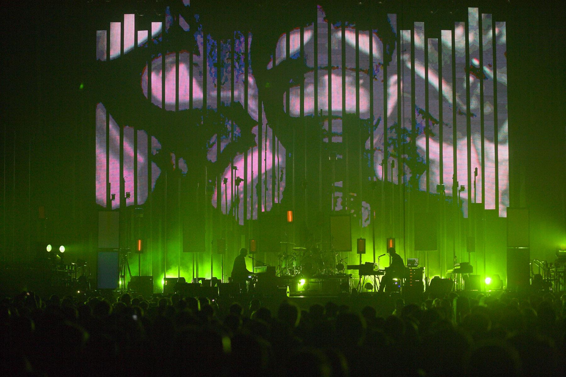 Keane, London, 2007