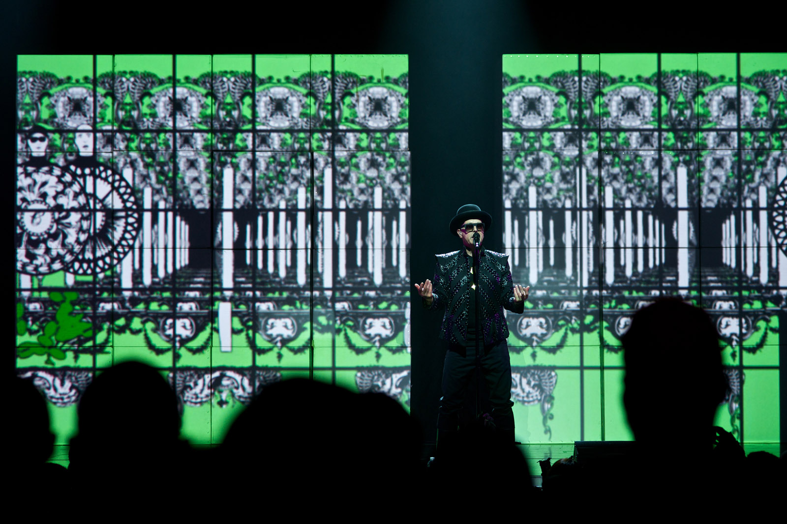 Pet Shop Boys, San Francisco, 2009