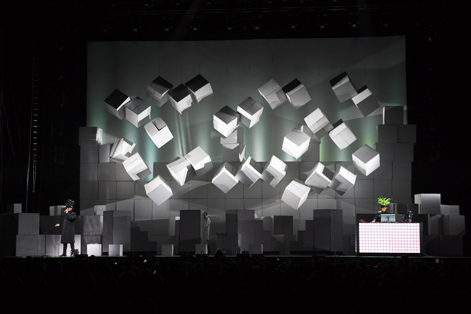 Pet Shop Boys, Birmingham, 2009