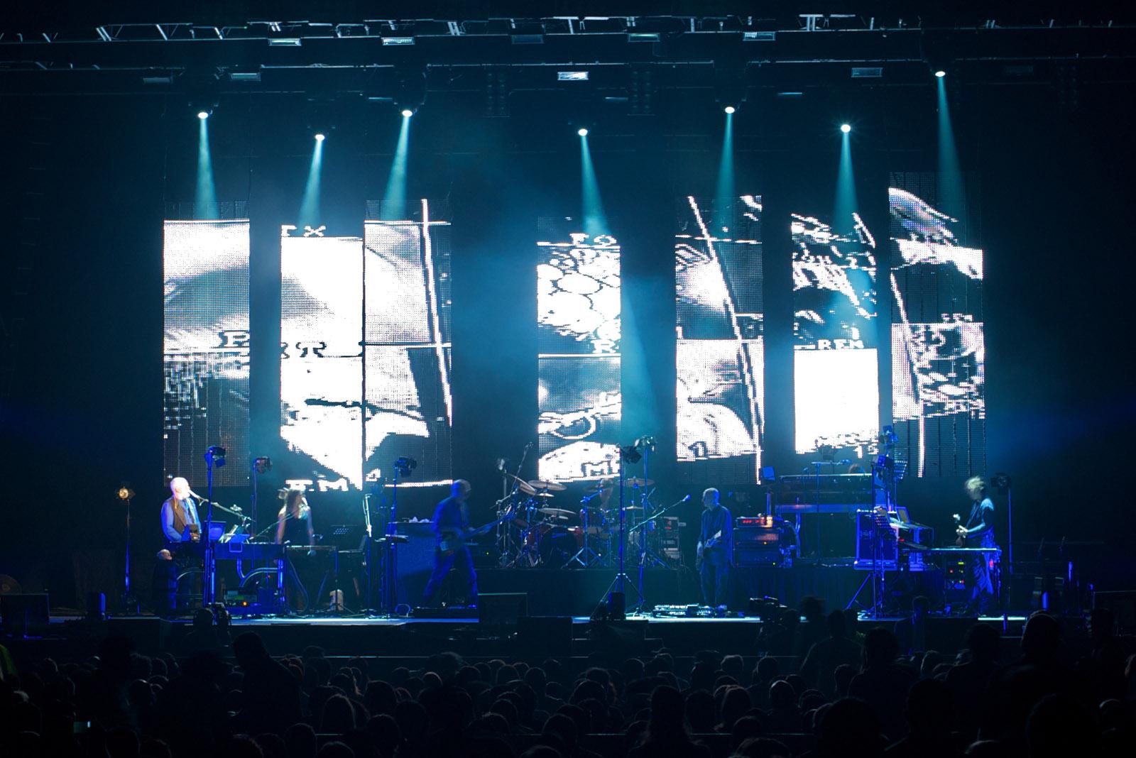 Peter Gabriel, Guadalajara, 2009