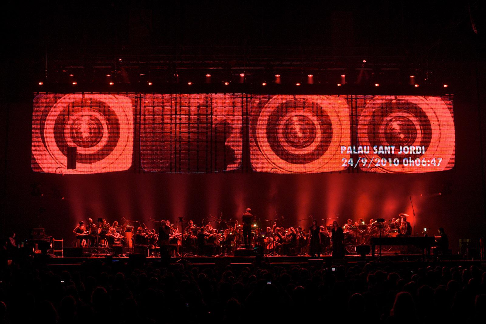 Peter Gabriel, Barcelona, 2010