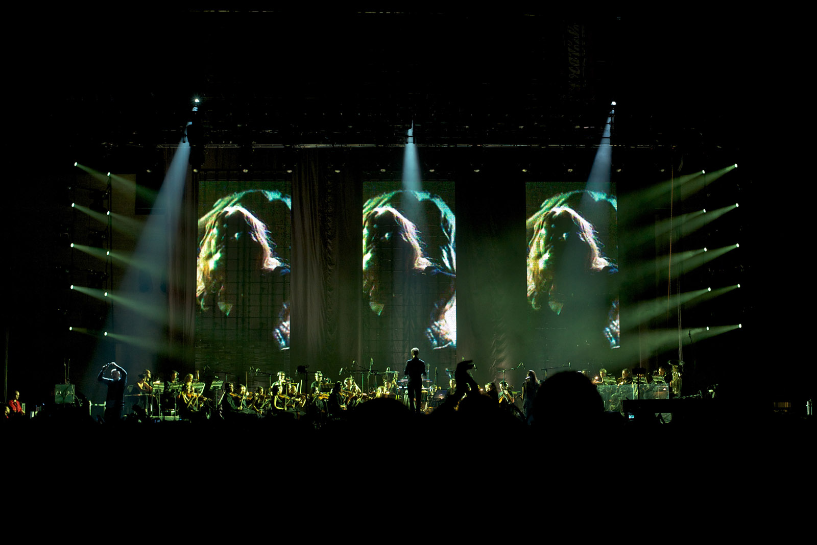 Peter Gabriel, Koln, 2010