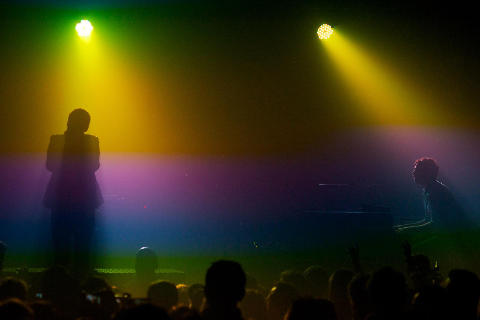 Keane, London, 2010