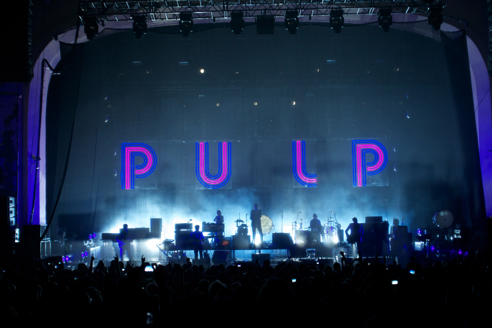 Pulp, London, 2011