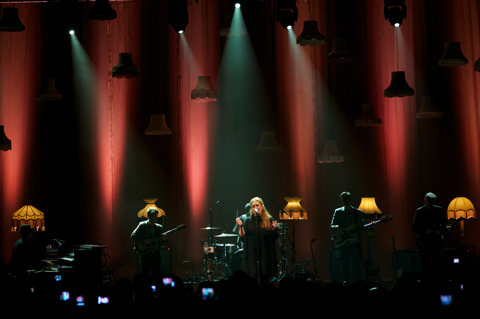 Adele, Southampton, 2011