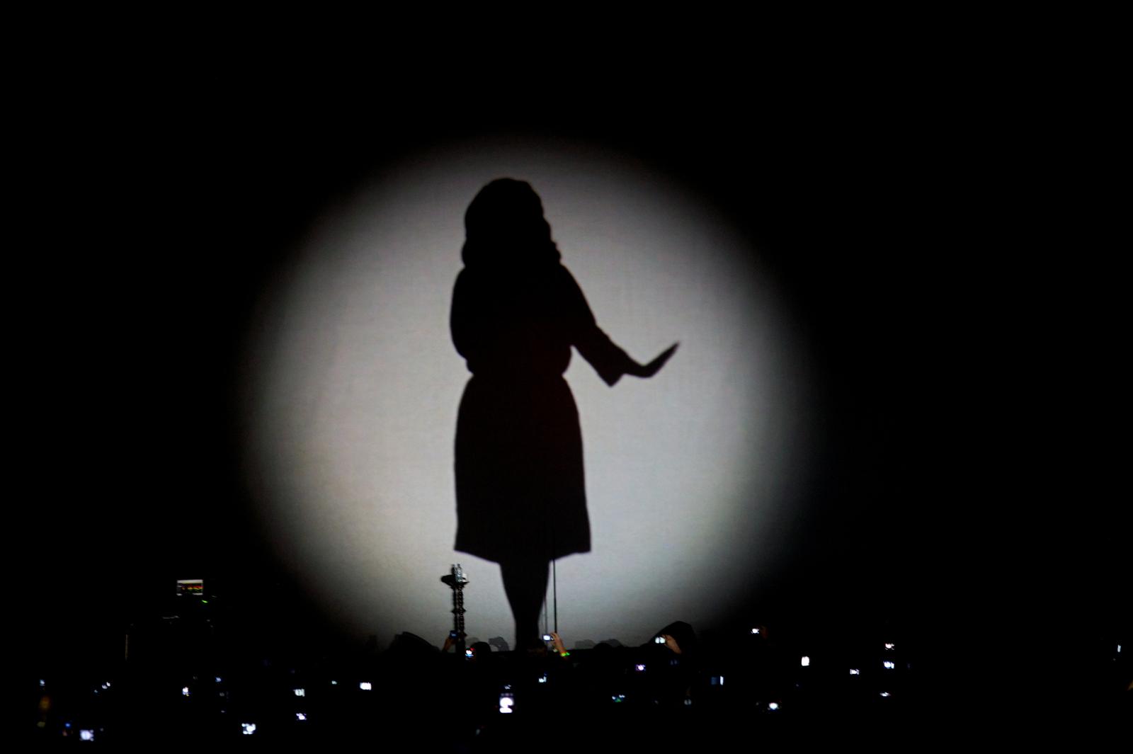 Adele, London, 2011