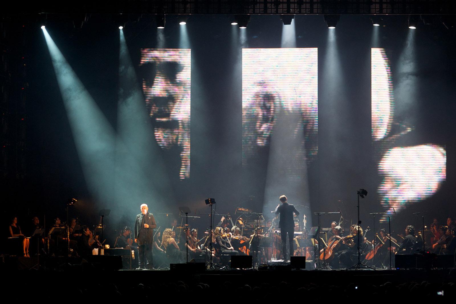 Peter Gabriel, Santiago de Chile, 2011
