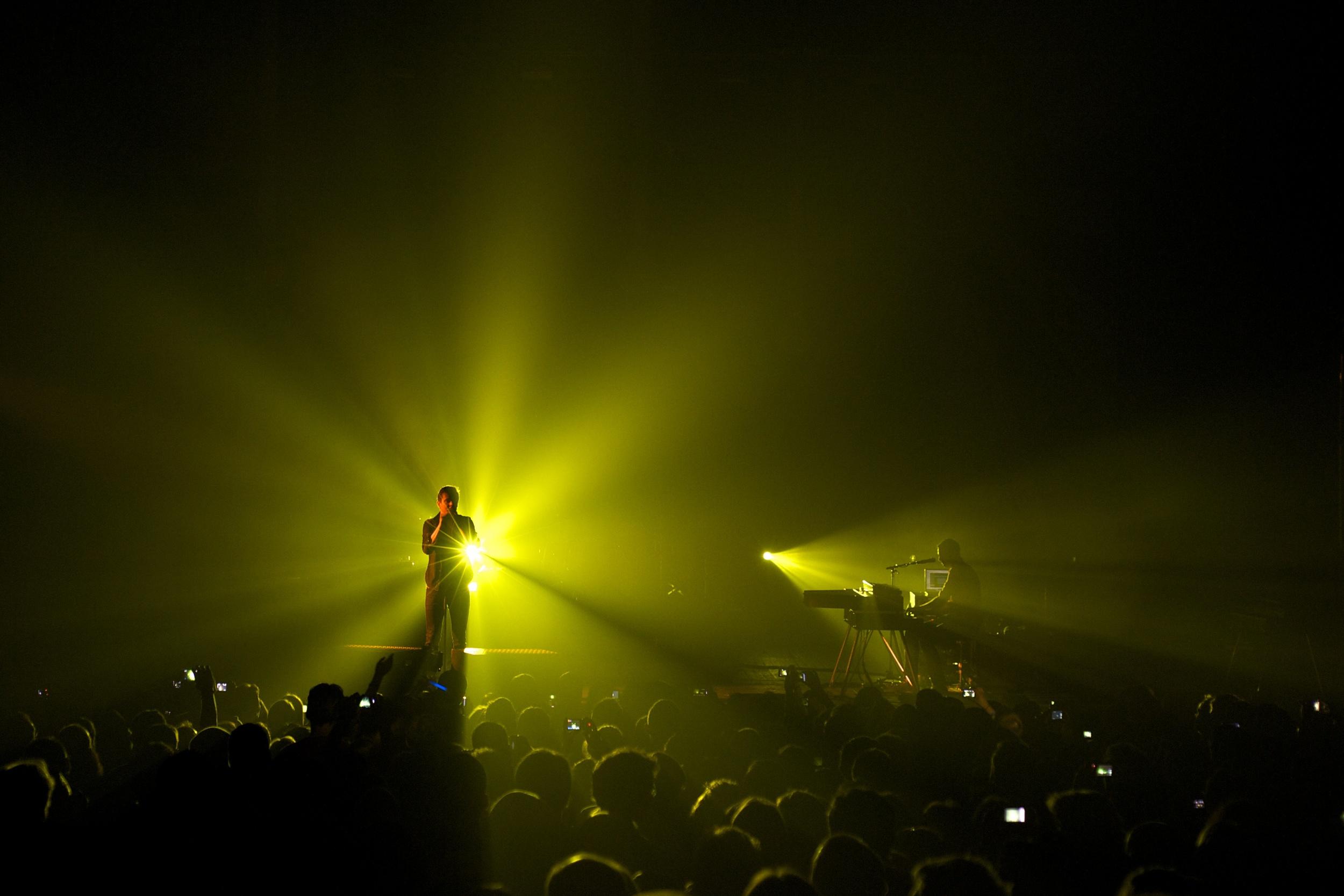 Keane, Brixton, 2012
