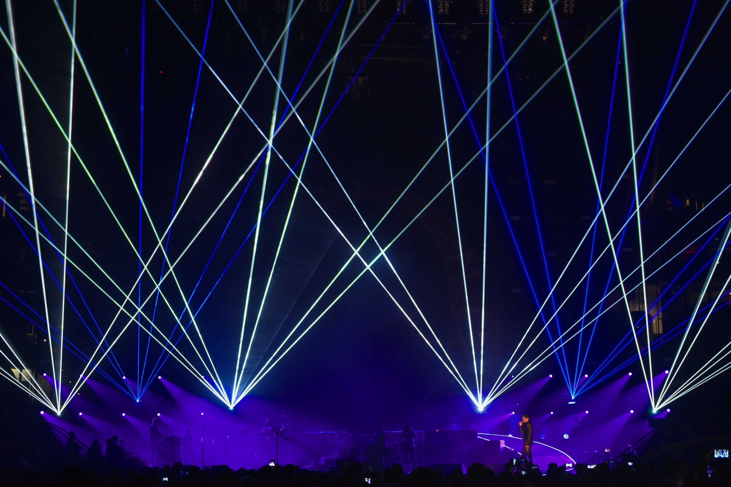 Queen + Adam Lambert, Boston, 2014