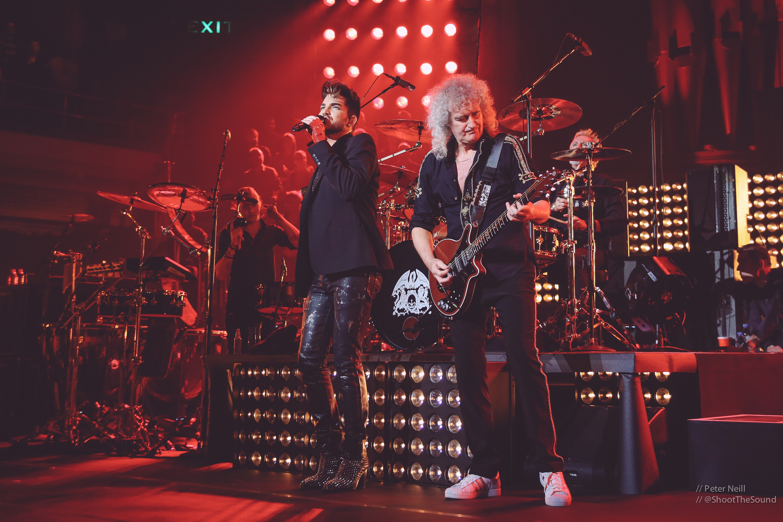Queen + Adam Lambert, London, 2015