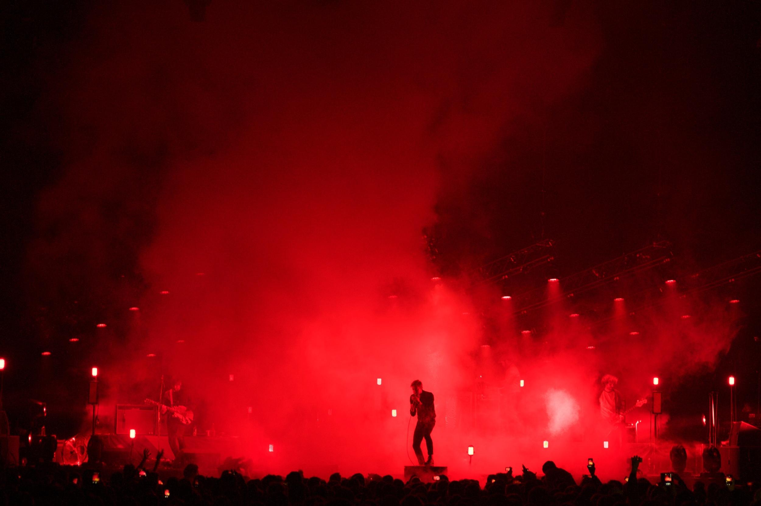 Kaiser Chiefs, Liverpool, 2015