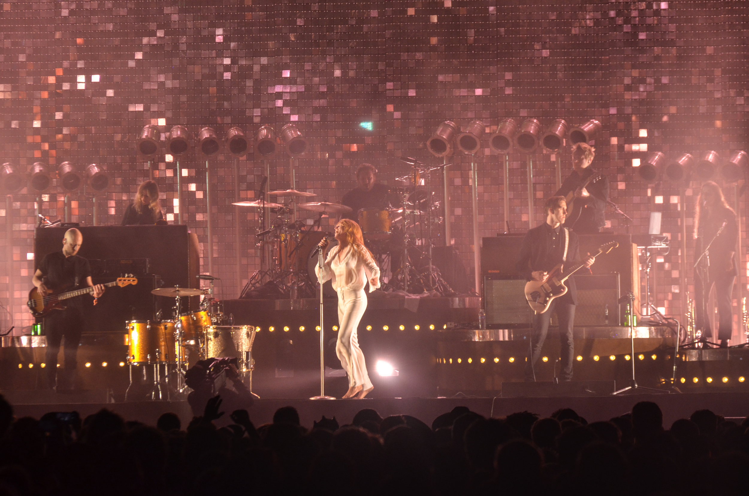 Florence and the Machine, Coachella, 2015