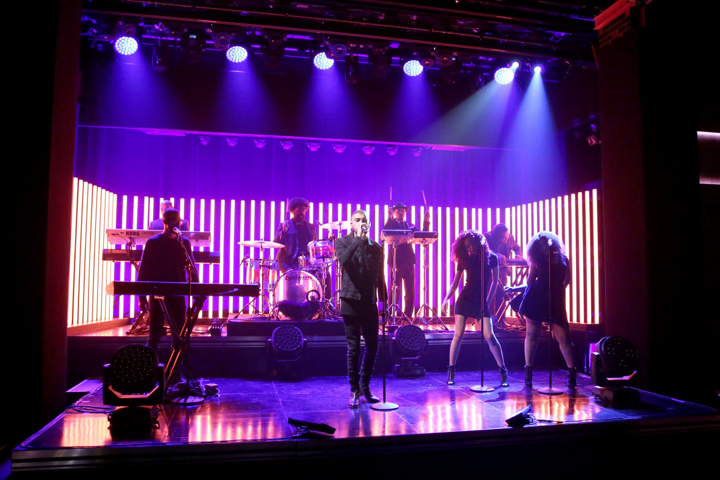 ZAYN, Tonight Show 2016
