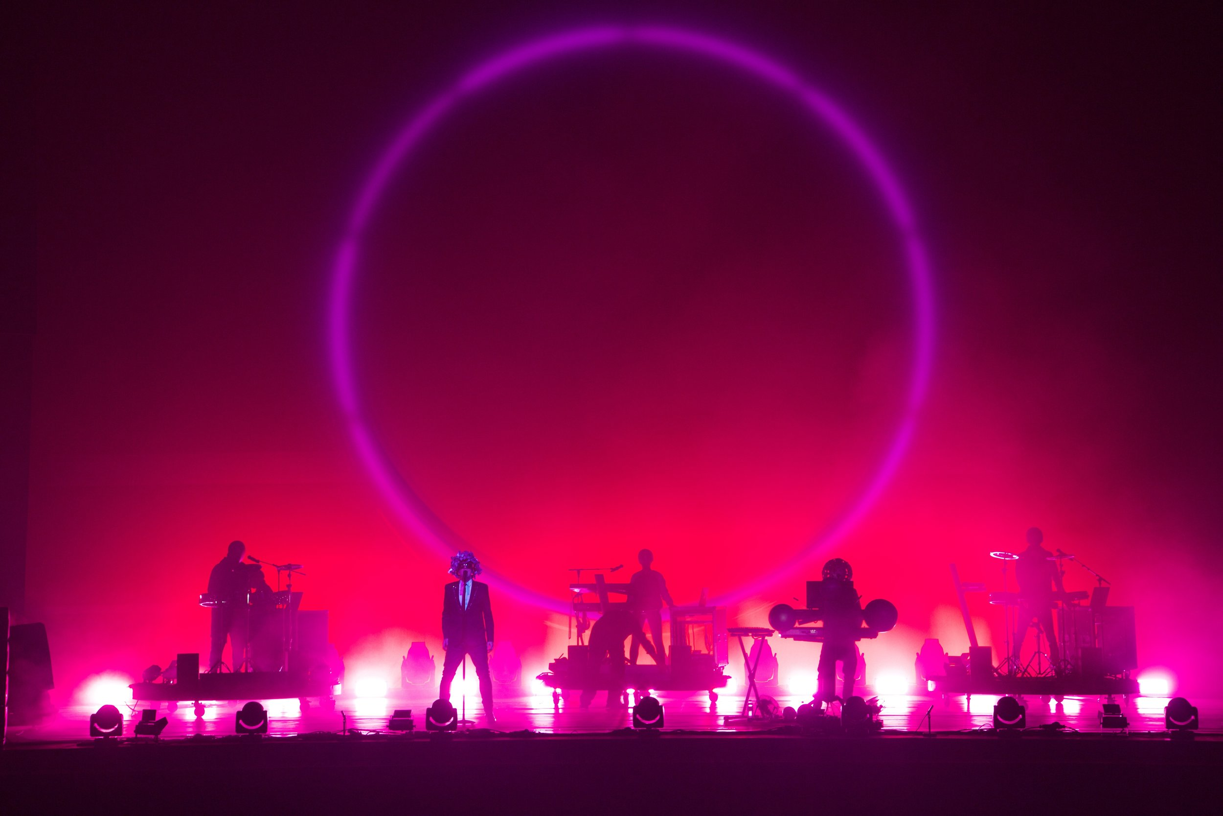 Pet Shop Boys, Royal Opera House, London 2016
