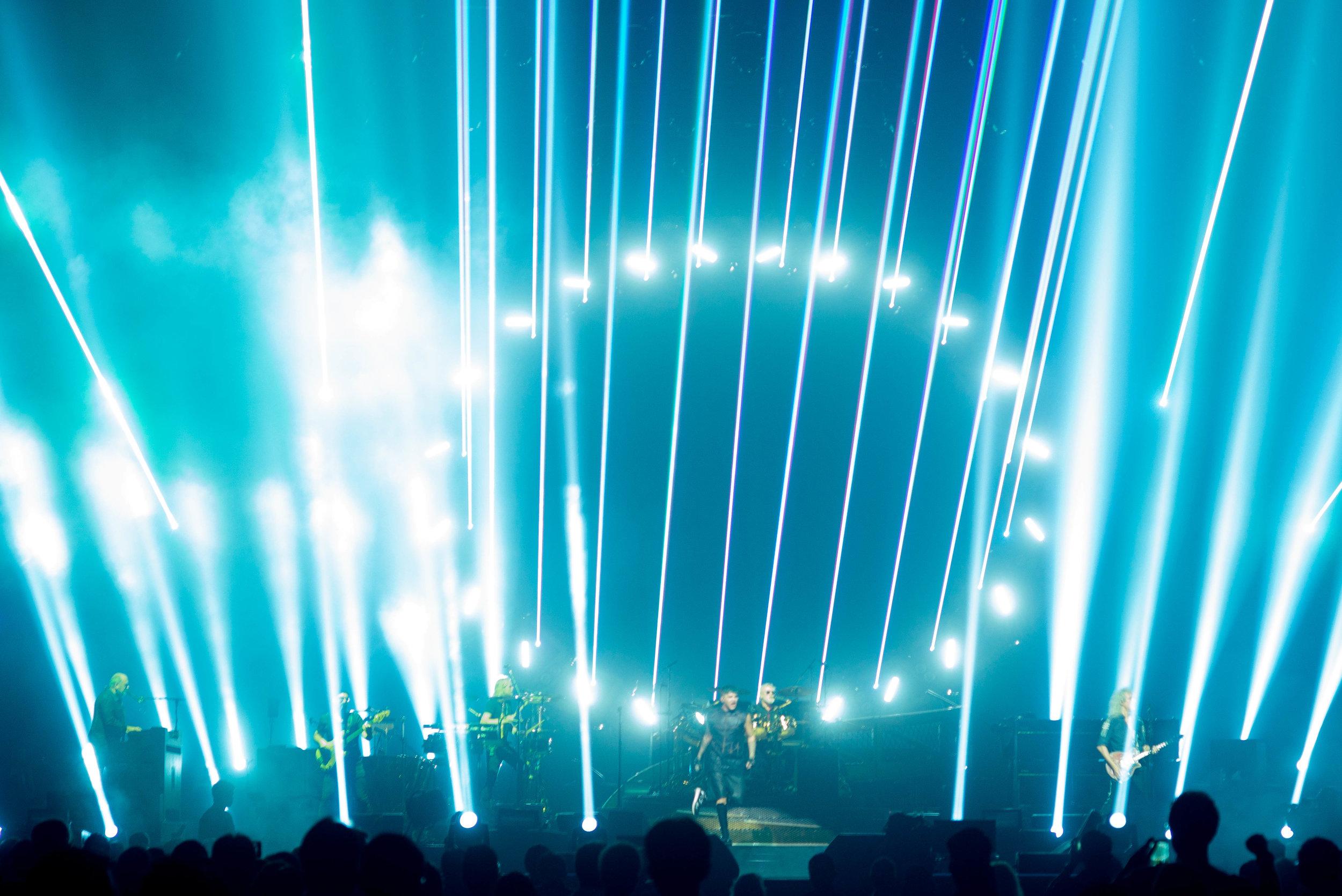 Queen + Adam Lambert, Shanghai, 2016