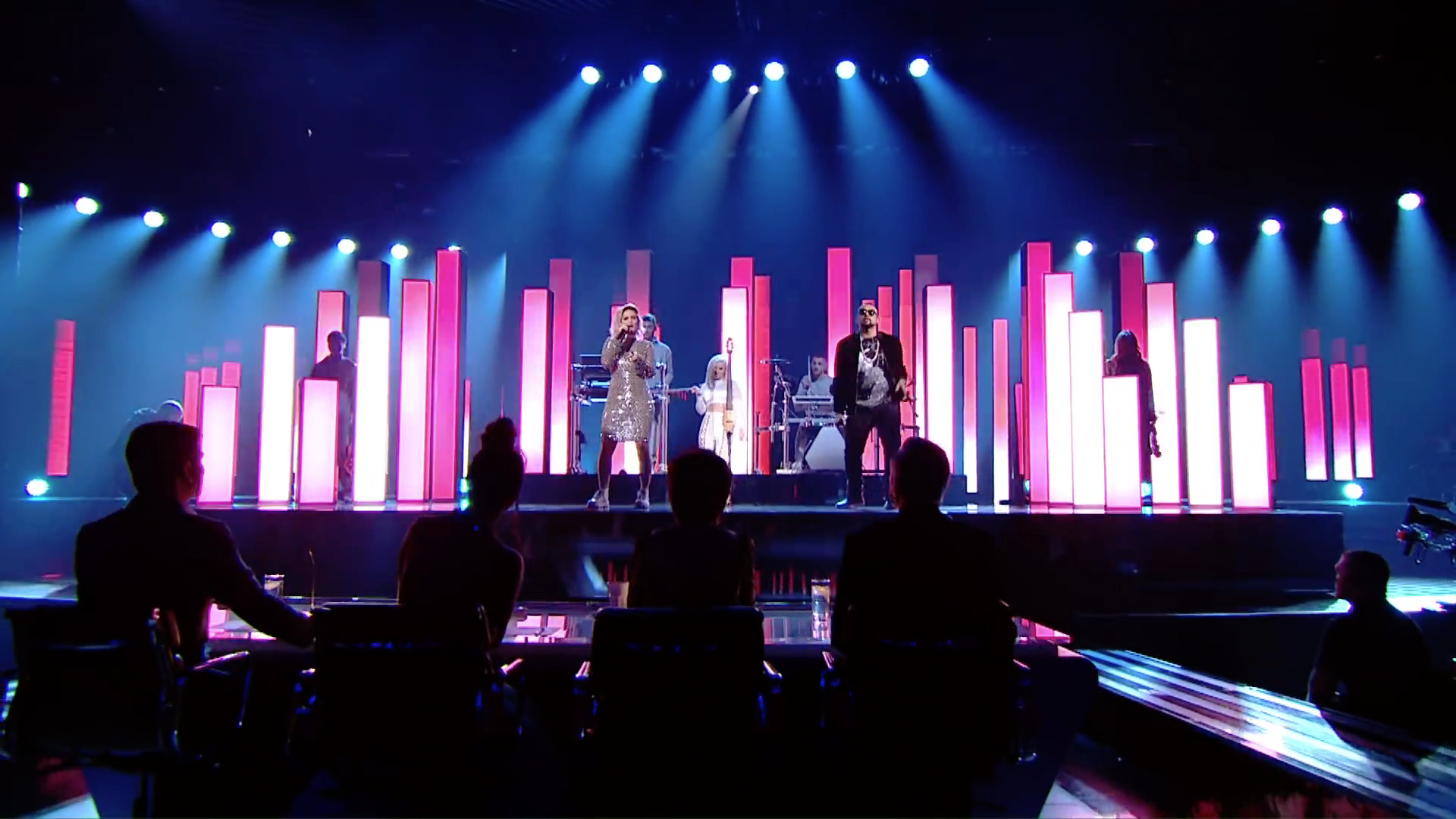 Clean Bandit, X Factor, 2016