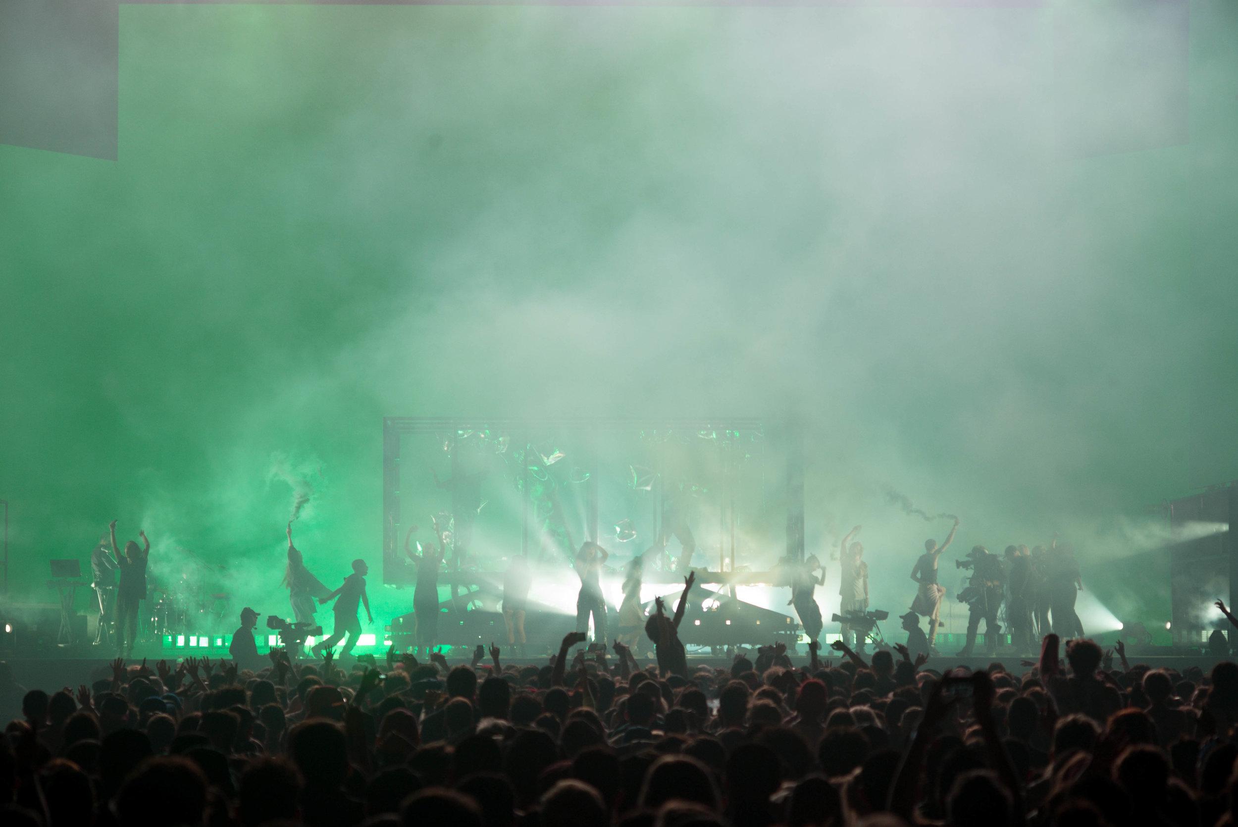 Lorde, Coachella, 2017