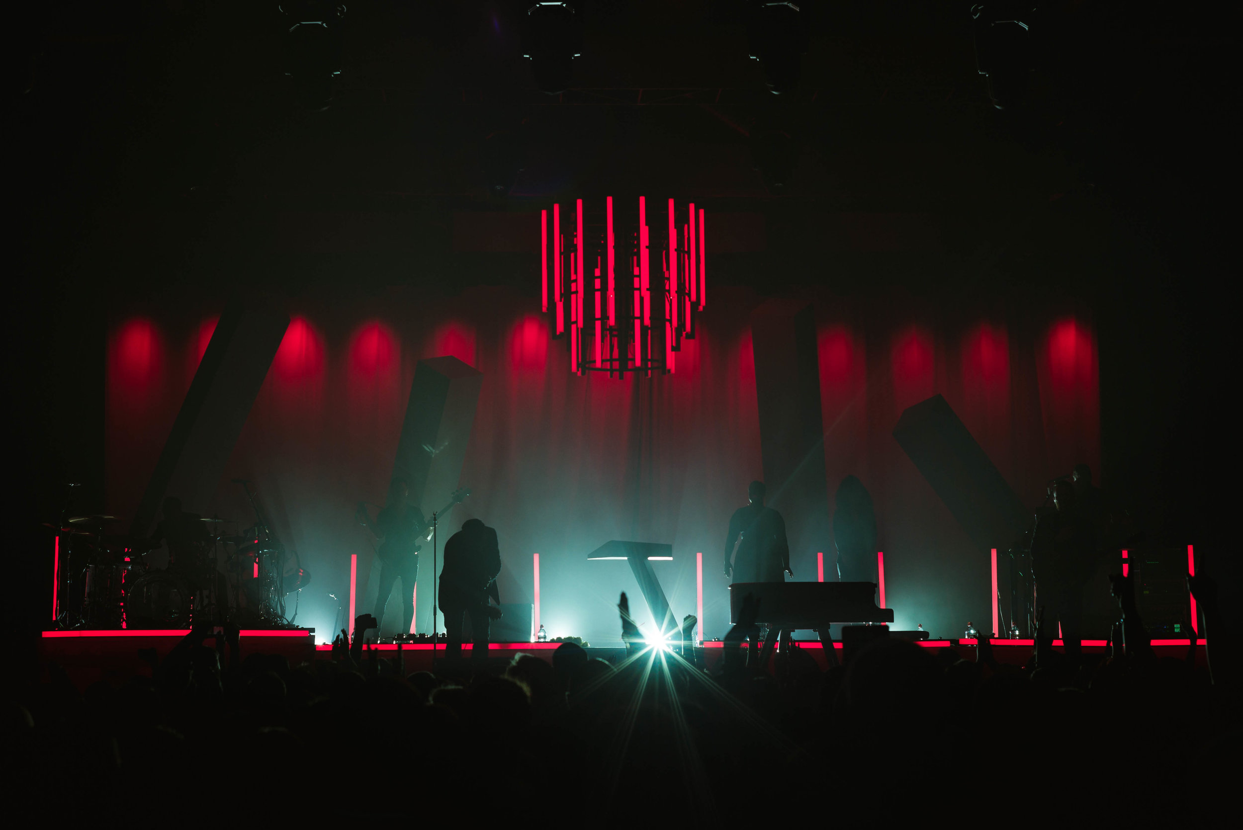 Hurts, Berlin, 2017
