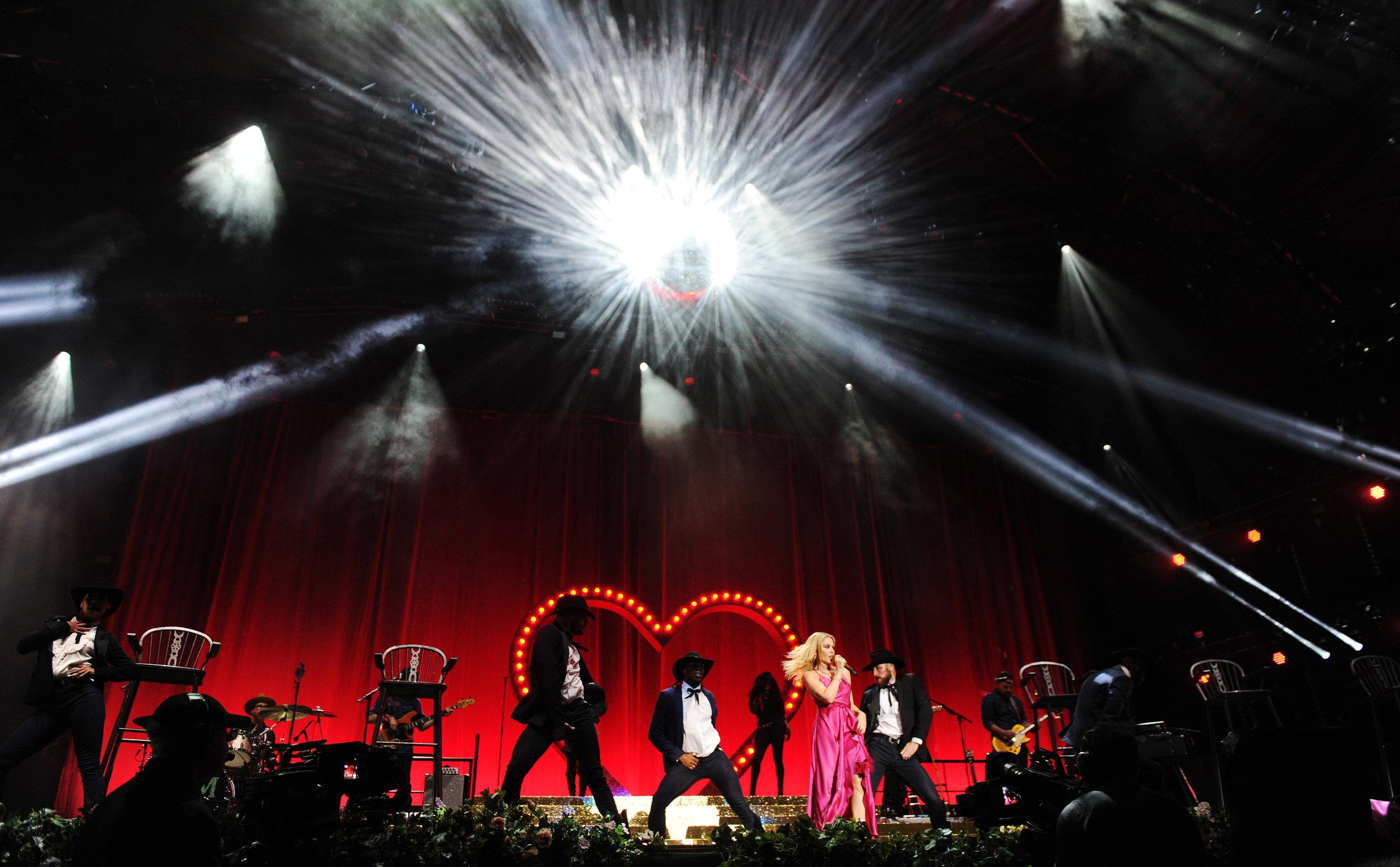 Kylie Minogue, BBC Radio2 Hyde Park, 2018