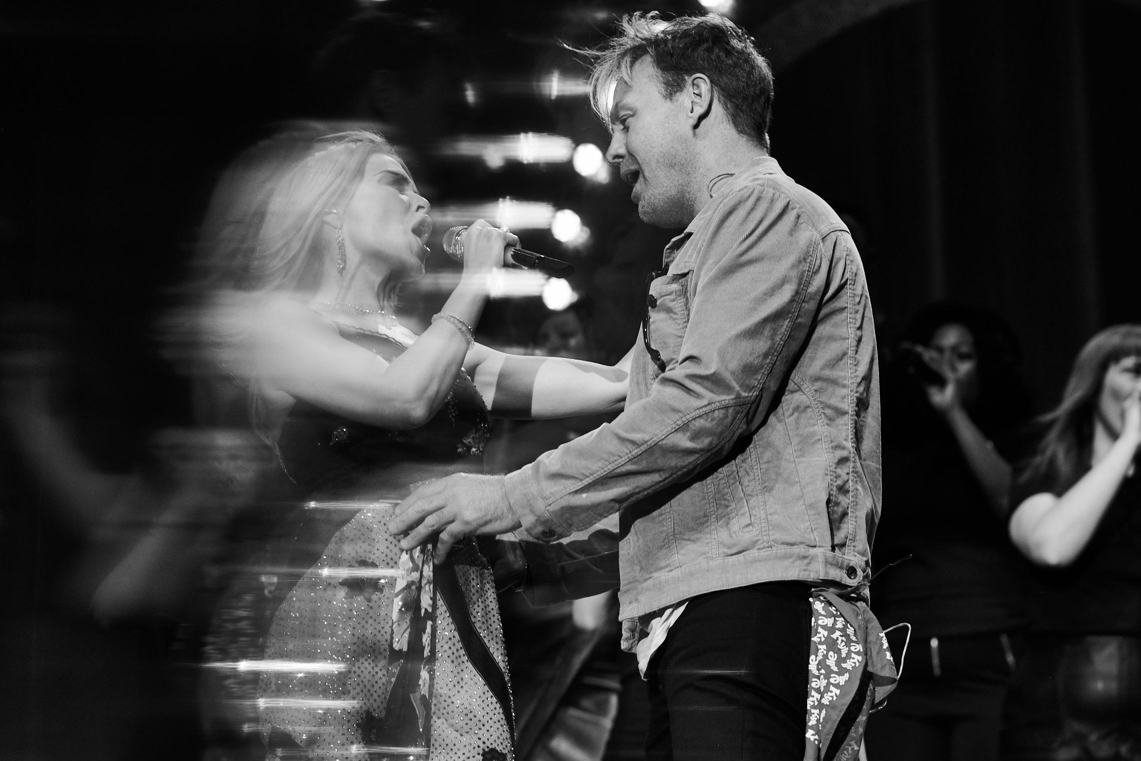 Kylie Minogue and Jason Donovan, BBC Radio2 Hyde Park, 2018